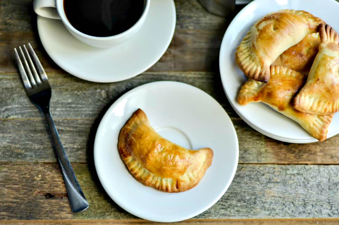 Baked Apple Hand Pies Recipe