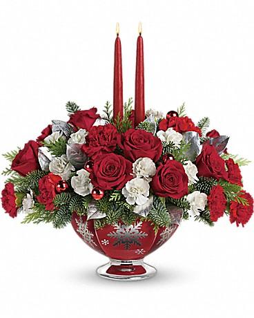 Teleflora Christmas Bouquet 3