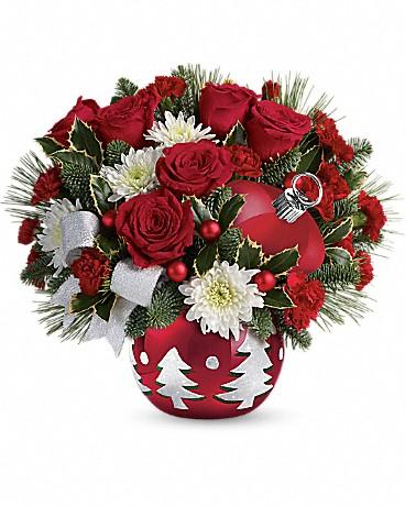 Teleflora Christmas Bouquet 4