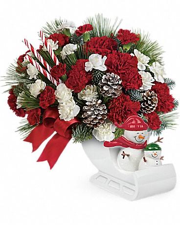 Teleflora Christmas Bouquet 5