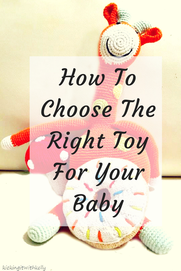 How to Choose a Toy Depending on the Phase in Which the Baby Is?